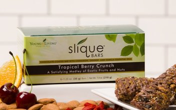 Slique bars Young Living Passion for oils